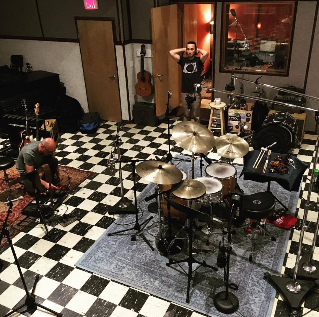 AS3 Recording Session.  Dimension Sound (Jamaica Plain, MA). August 2017
